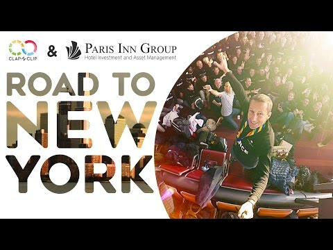 ROAD TO NEW YORK 2016 MARATHON PARIS INN GROUP