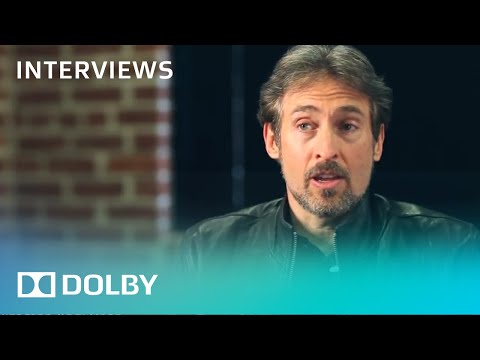Eric Brevig Talks Aboiut The Benefits Of 3D    Dolby