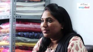 A homemaker from a Tier II city finds her aspirations come true with Snapdeal