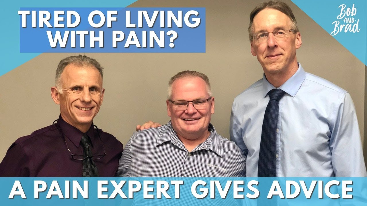 Tired of Living With Pain? A Pain Expert Gives Advice