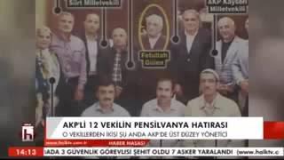 Haber Masası Abdüllatif Şener 'AKP'li 12 vekilin Pensilvanya hatırası'
