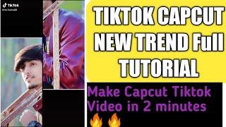 TIKTOK CAPCUT EDITING TUTORIAL  URDU  Viral Video Trend CapCut Full Method How to make Capcut tiktok screenshot 5