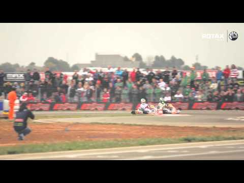 Rotax MAX Challenge Grand Finals 2014 Clip 3