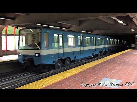 [60fps] Montreal Metro: MR63 (May 2017)