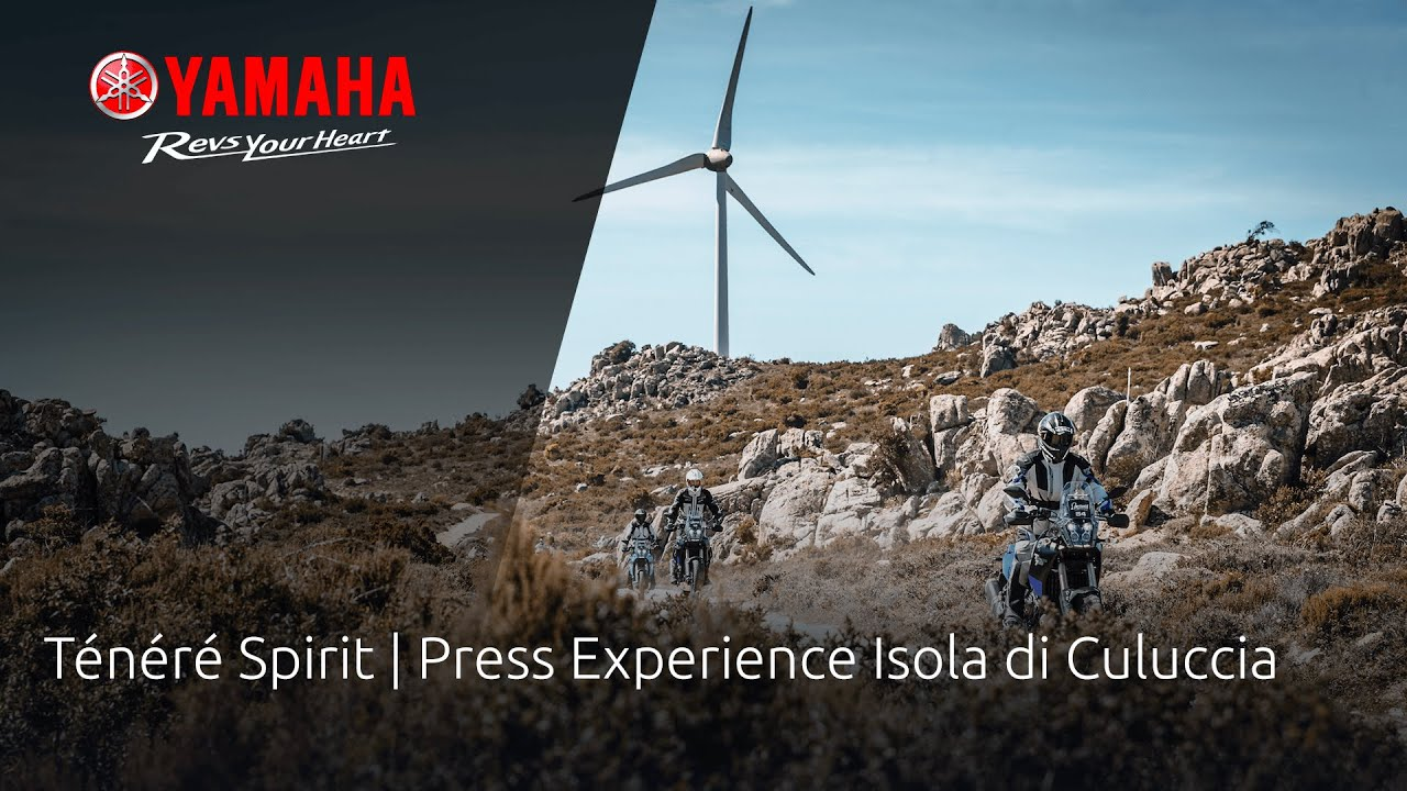 Ténéré Spirit | Press Experience Isola di Culuccia