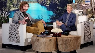 T.J. Miller Talks Jennifer Aniston and Santa Suits