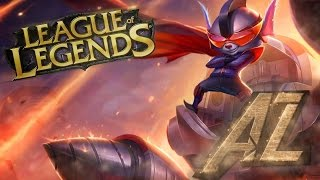 A-Z League of Legends: Rumble in the Jungle