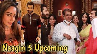 Naagin 5 Veer Bani new look for Meera & Tapish Engagement | Naagin 5 Update Telly Updates