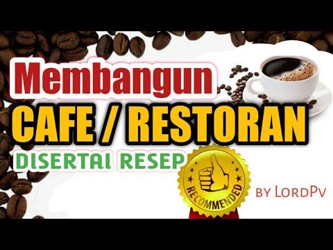 MAU BUKA CAFE / RESTORAN - COBA GAME INI