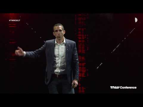 Nir Eyal (Hooked): Technology is Distracting and Addictive | TNW Conference 2017