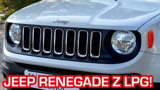 Montaż LPG Jeep Renegade 1.4 140KM 2014r w Energy Gaz Polska na auto gaz BRC