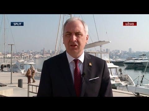 Gradonačelnik Splita: Split je grad koji pokazuje toleranciju i otvorenost prema gostima
