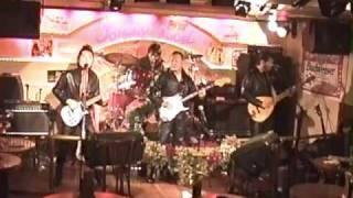 2008/12/06 久しぶりのLIVEです CAROL TRIBUTE BAND 横浜アンナ ビブロ...