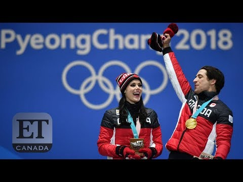 Tessa Virtue And Scott Moir Win Gold At 2018 Olympics