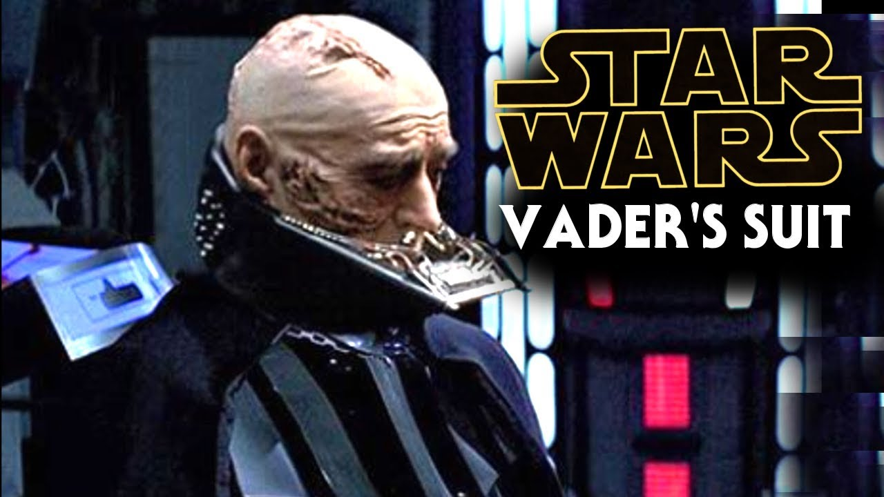 Darth Vader Refused A New Suit & Why! Star Wars Analysis ...