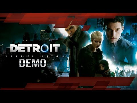 Detroit: Become Human  - Заценка Демки