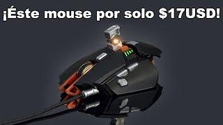 Mouse Realmente Gamer por $17 USD $300 MXN