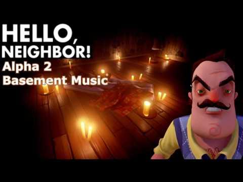 Hello Neighbor Basement Music (Alpha 2) thumbnail