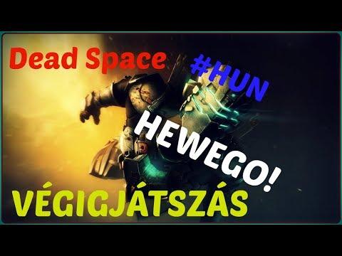 DEADSPACE- Magyar/HUN végigjátszás (!!!) HORROR KALANDOK- úgysem kaptok el!