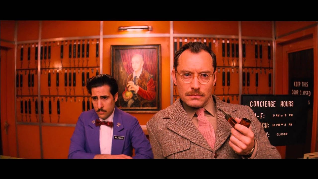 the grand budapest hotel visual analysis