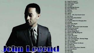 John Legend Greatest Hits  -  The Best Of John Legend    MP3/HD