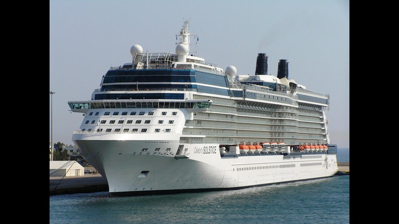 celebrity solstice  x  ccl   youtube