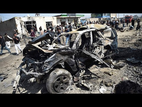 Deadly car bomb attack in Kabul kills at least three people