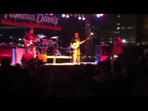 Walter Trout @ Famous Dave's 8th BBQ/Blues Festival 3