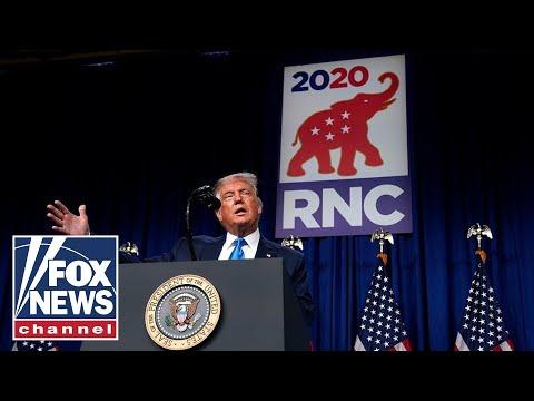 Republicans re-nominate Trump for 2020 election - Fox News