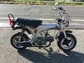 HONDA ST70 DAX CUSTOM Motorcycle in Japan ?? ????