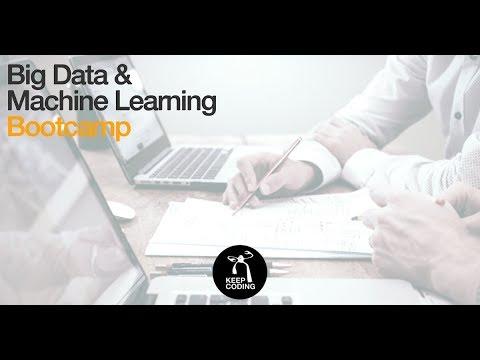 Big Data & Machine Learning Bootcamp - Sesión Informativa
