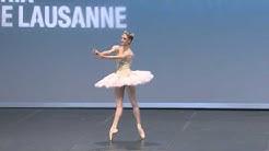 Madison Young - 2016 Prix de Lausanne prize winner - Classical variation