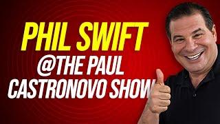 Phil Swift on The Paul Castronovo Show