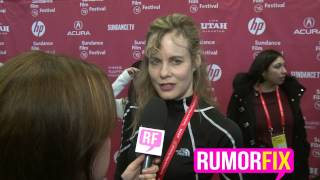 Lori Singer at Sundance Film Festival