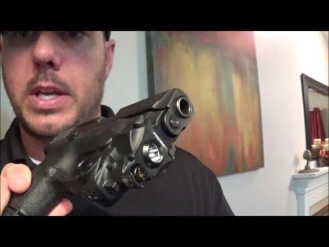 Iprotec Rm60 Flashlight Laser Combo Budget Weapon Light
