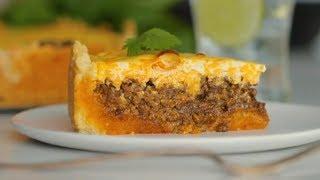 Beefy Taco Pie