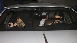 Blac chyna LEAVES Rob Kardashian & Takes Baby Dream Kardashian With Her Before Christmas!!