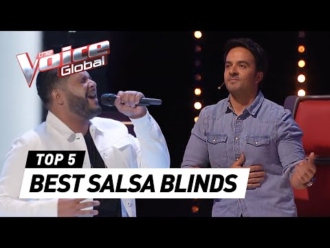 Most spectacular SALSA SONGS in The Voice