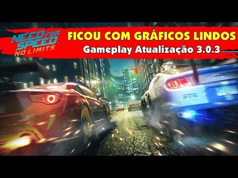 Need For Speed: No Limits Gameplay Atualização 3.0.3  - FICOU COM GRÁFICOS LINDOS