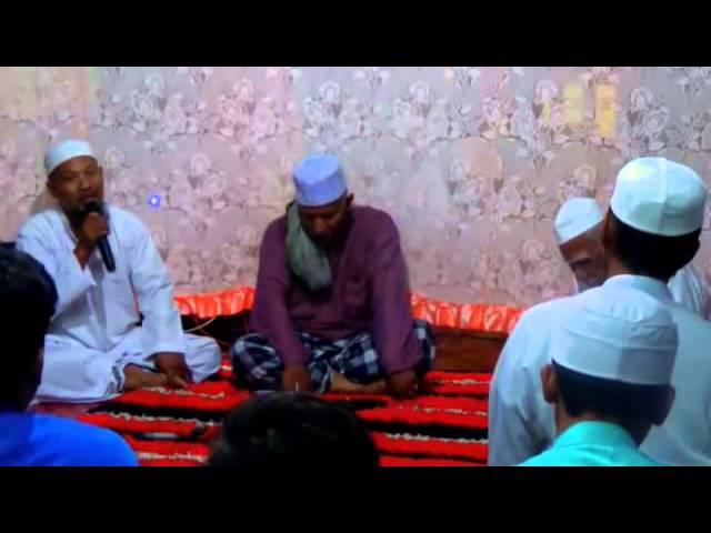 Ceramah ilmu makrifat Tuan Guru H. Shaari di Trolak - Perak