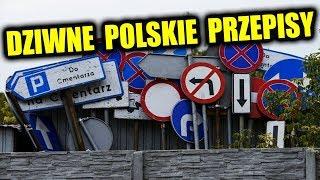8 durnych polskich przepisów dla kierowców