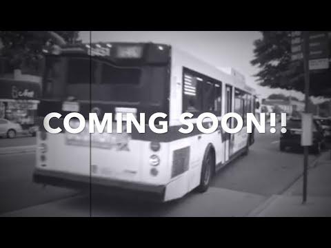 NYCTA: 2002-04 Daimler AG Orion 07.501 HEV Review TEASER