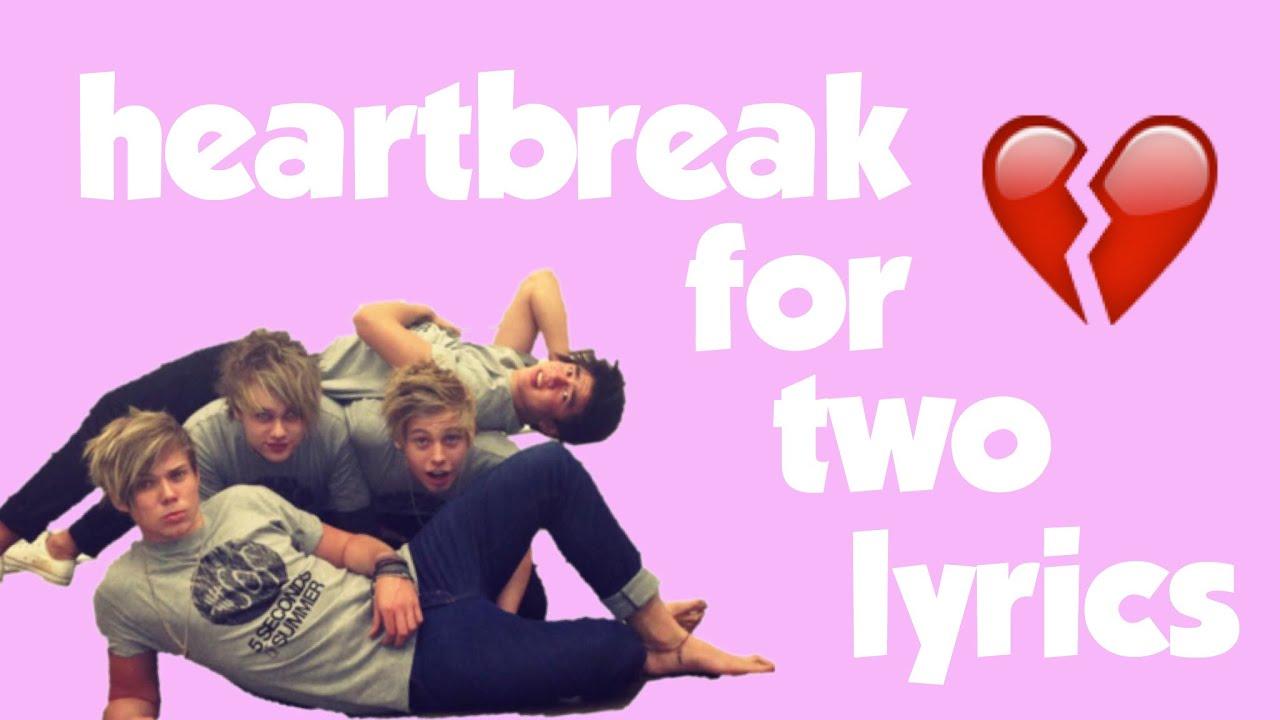 Heartbreak For Two - 5SOS (Lyrics)