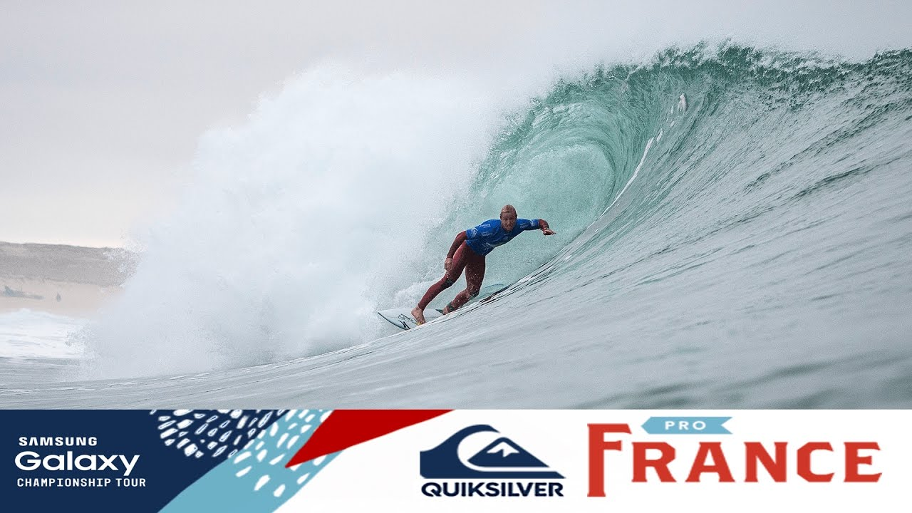 e7748ec93dfa3 Quiksilver Pro France 2016 Official Trailer - YouTube