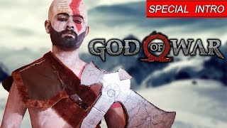 God of War 4 Part 1 (Special Intro) Live Tamil Gaming