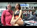 EICMA 2018: ALL MODELS & TOP BEST GIRLS ( no music, no voice )