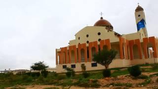 St. George church in Adi Keih, Eritrea