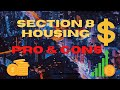 Pro & Cons of Being Section 8 Landlord