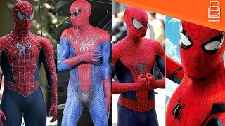 Spider-Man Live Action Suits Compared & Breakdown thumbnail
