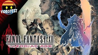 TEST de FINAL FANTASY XII The Zodiac Age : Culte et magistral !